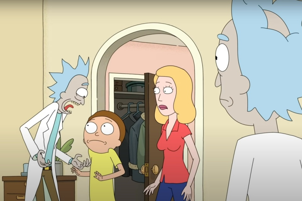 Rick & Morty 5×2