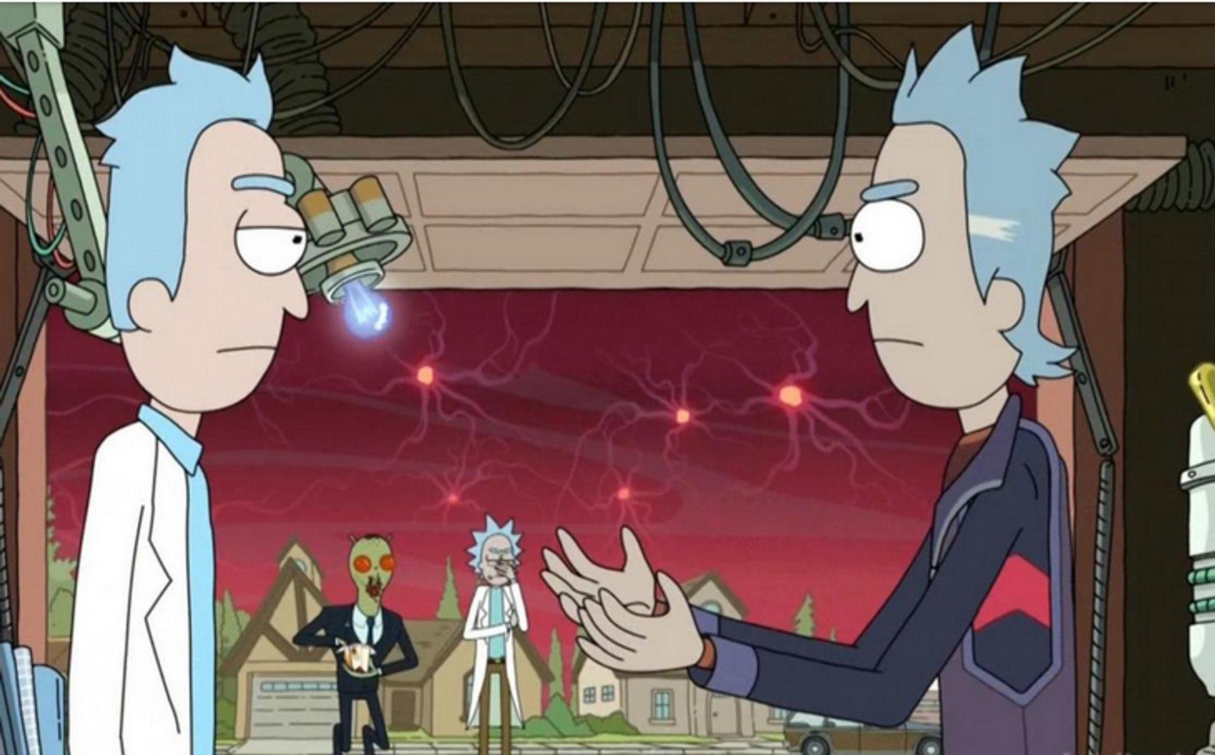 Rick & Morty 5×3