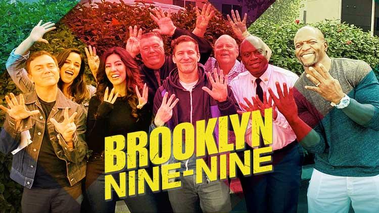 Brooklyn Nine-Nine 8×5