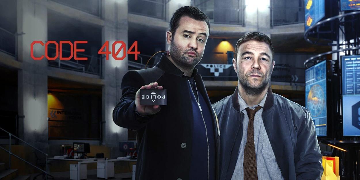 Code 404 2×1