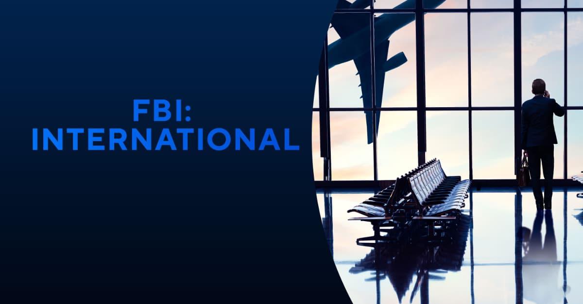 FBI: International 1×3