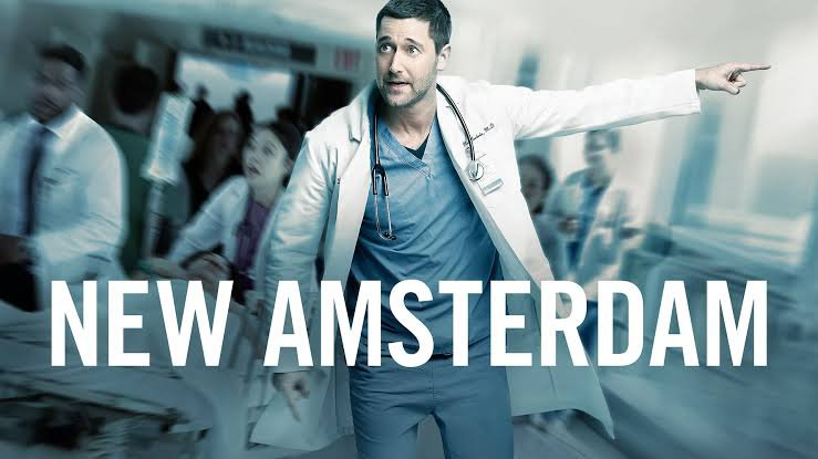 Hospital New Amsterdam 4×3