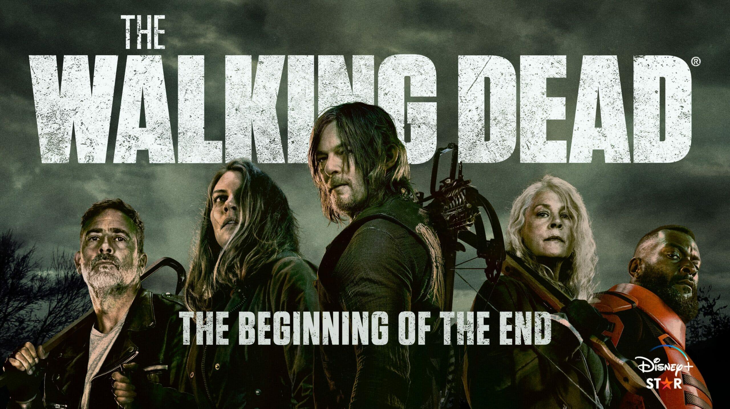 The Walking Dead 11×7